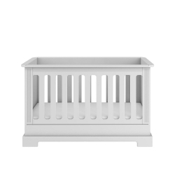 Babybett Ines weiß 60x120 cm