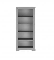 Bücherregal Ines grau