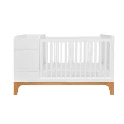 multifunktionales /mitwachsendes Babybett UP! weiß