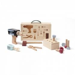 Kids Concept Holz Werkzeugkoffer