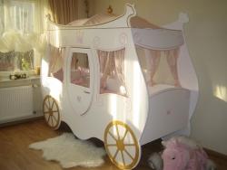 Kinderbett Kutsche