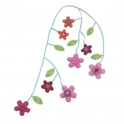 Blumengirlande Mia