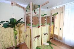 Kinderbett Dschungel