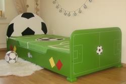 Fußballbett