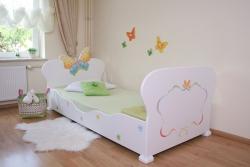 Bett Schmetterling