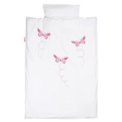Baby Bettwäsche Schmetterlinge