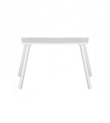 Kindertisch weiß Star