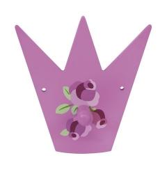 Kleiderhaken Krone